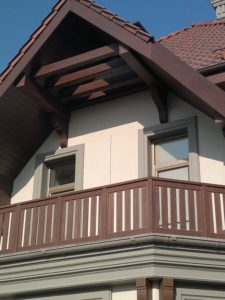 Балкон под дизайн