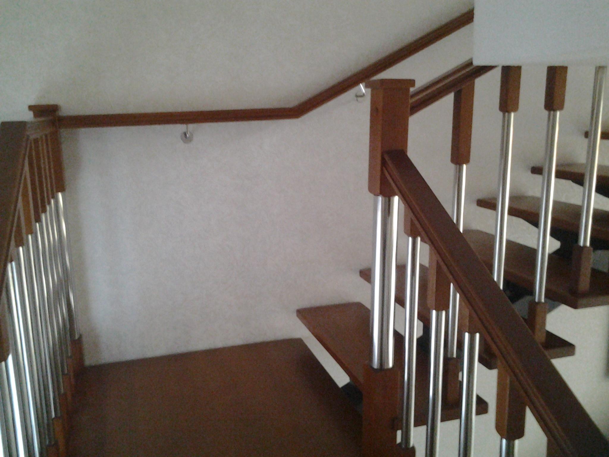 Деревянные лестницы на заказ Kiev